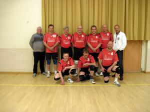 9 volleybal heren